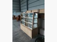[9成新] 木心板玻璃展示櫃其它櫥櫃無破損有使用痕跡
