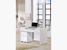 [全新] 瑪莎烤白色4尺電腦桌$7000電腦桌/椅全新