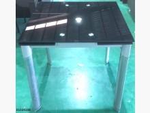 01034108伸縮玻璃餐桌餐桌無破損有使用痕跡