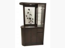 [全新] 鬱金香3.5尺胡桃雙面隔間櫃其它櫥櫃全新