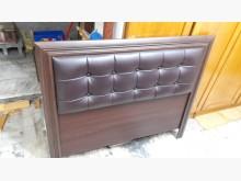 [9成新] 九五成新3.5尺桃木色床頭片床頭櫃無破損有使用痕跡