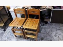 [9成新] 八五成新兒童學習椅一對.4千免運書桌/椅無破損有使用痕跡