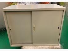 [9成新] C1226 - 辦公3尺鐵櫃辦公櫥櫃無破損有使用痕跡