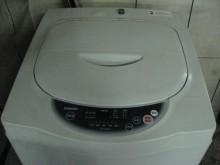 [9成新] *拆洗消毒內槽*中型洗衣機其它廚房家電無破損有使用痕跡