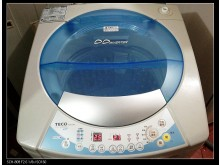 [9成新] *拆洗消毒內槽*家用大變頻洗衣機洗衣機無破損有使用痕跡