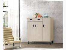 [全新] 比特 鋼刷紋白梣色4尺鞋櫃鞋櫃全新
