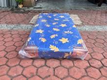 [全新] 全新品標準單人3尺冬夏彈簧床墊單人床墊全新