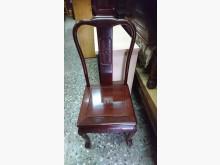 [9成新] 花梨木餐椅*6椅子無破損有使用痕跡