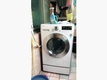 [9成新] LG 12公斤滾筒洗衣機洗衣機無破損有使用痕跡