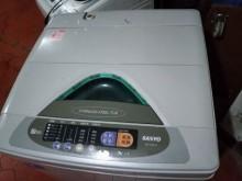 [9成新] 三洋9公斤洗衣機3400洗衣機無破損有使用痕跡