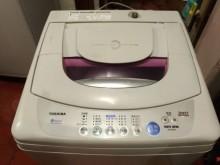 [9成新] 日製 東芝8公斤洗衣機 冷風乾燥洗衣機無破損有使用痕跡