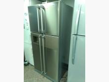 [9成新] 日立 四門變頻冰箱 600公升冰箱無破損有使用痕跡