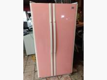 [9成新] LG 對開變頻冰箱 600公升冰箱無破損有使用痕跡