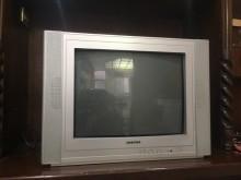 [9成新] SYNCO新格21吋平面電視電視無破損有使用痕跡