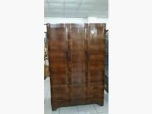[9成新] 老件檜木4尺衣櫃櫥/櫃無破損有使用痕跡