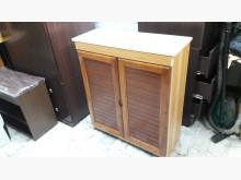 [9成新] 再生傢俱~實木鞋櫃 .4千免運收納櫃無破損有使用痕跡