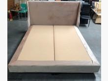 05050108麂皮布床三件組雙人床架無破損有使用痕跡