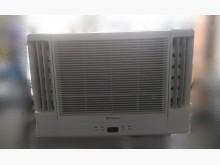 [7成新及以下] I0519IJJJ日立雙吹窗型冷窗型冷氣有明顯破損