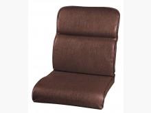 [全新] 牛錦紋暗紅色皮椅墊 滿7片免運費木製沙發全新