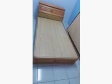 [9成新] 單人3.5尺單人半實木床架單人床架無破損有使用痕跡