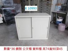 K10993 公文櫃 資料櫃書櫃/書架有輕微破損