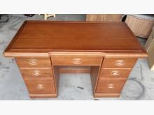 [全新] 庫存出清4.2尺半樟木書桌辦公桌辦公桌全新