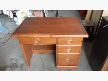[全新] 庫存出清半樟木3尺半辦公桌書桌/椅全新