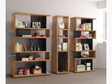 [全新] 克洛8.5尺造型書櫃組38800書櫃/書架全新