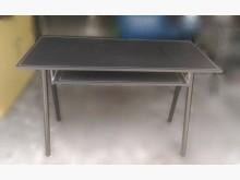 [8成新] B0616BJJJ 馬鞍皮電腦桌書桌/椅有輕微破損