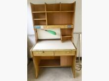 [9成新] 書桌,書桌組書桌/椅無破損有使用痕跡