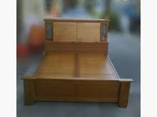 [8成新] B0627GJJ 實木五尺床架單人床架有輕微破損
