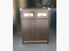 [8成新] A0707BHJ 胡桃色鞋櫃鞋櫃有輕微破損