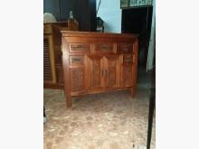 00251-台灣紅檜桌桌子無破損有使用痕跡