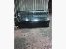 00351-10尺大理石蛋糕櫃冰箱無破損有使用痕跡