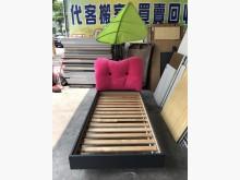 大慶二手家具 兒童3尺單人床架單人床架無破損有使用痕跡