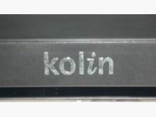 [9成新] 黃阿成~歌林40型液晶電視電視無破損有使用痕跡