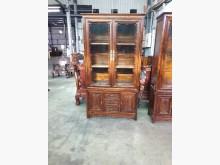 [全新] 00521-雞翅木3尺半3抽書櫃書櫃/書架全新