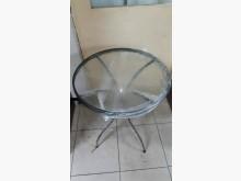 [全新] 庫存貨出清全新圓形玻璃洽談桌其它桌椅全新
