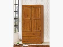 [全新] 玉兔3x6尺半實木衣櫥 桃區免運衣櫃/衣櫥全新