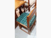 [8成新] 【綠舍】實木升降椅+椅墊=2手電腦桌/椅有輕微破損