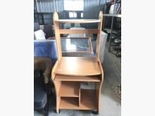 [9成新] 大慶二手家具 柚木色兒童書桌書桌/椅無破損有使用痕跡