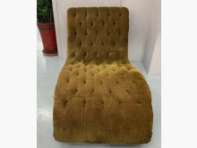 [9成新] 布沙發 貴妃椅泰山宏品中古傢俱館雙人沙發無破損有使用痕跡