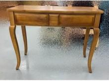 [全新] EA823CJ全新實木二抽屜書桌書桌/椅全新