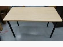 [8成新] E82002*白橡色書桌*書桌/椅有輕微破損