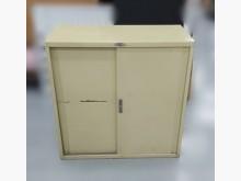 [7成新及以下] C81609*辦公3尺鐵櫃*辦公櫥櫃有明顯破損