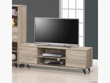 [全新] 吉姆 橡木色4尺推門長櫃電視櫃全新
