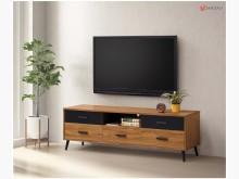 [全新] 施特淺柚木5尺長櫃$6500電視櫃全新
