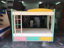 非凡 多功能兒童上下舖(含床墊)單人床架無破損有使用痕跡