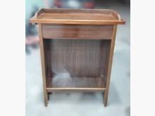 [7成新及以下] A90204*胡桃色講台*其它桌椅有明顯破損