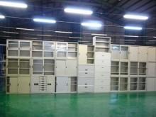 [9成新] 2手OA辦公鐵櫃 文件櫃 資料櫃辦公櫥櫃無破損有使用痕跡
